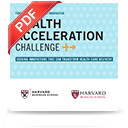 Download the Health Acceleration Challenge Flyer